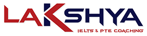 Lakshya English Logo