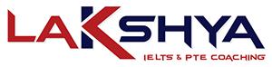 Lakshya English Logo